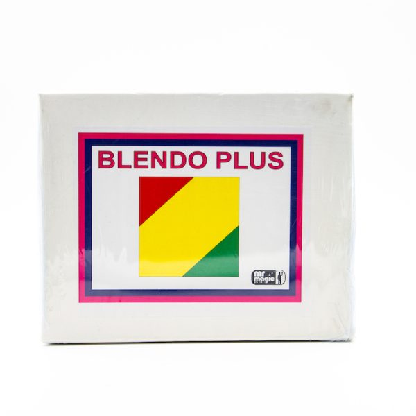 Blendo-plus-magic-house