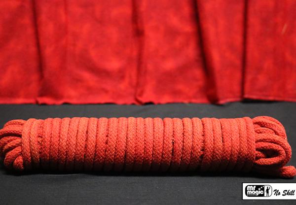 cuerda roja para magos